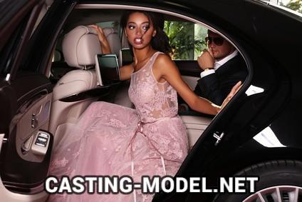 Mega Model - Nicht nur ein Model!