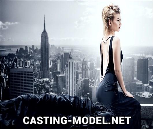 Casting Show für Models